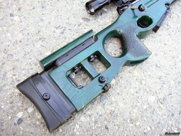 Снайперская винтовка СВ-98 фото 33
