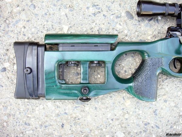Снайперская винтовка СВ-98 фото 34
