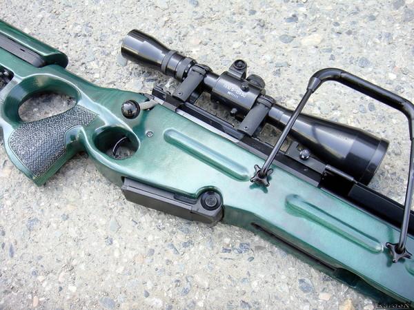 Снайперская винтовка СВ-98 фото 36