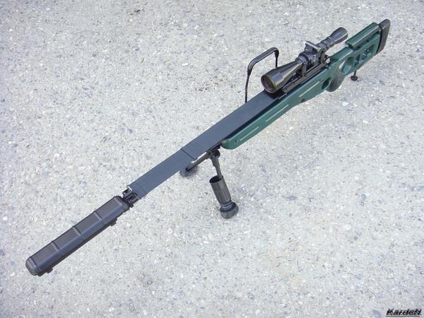 Снайперская винтовка СВ-98 фото 40