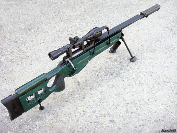 Снайперская винтовка СВ-98 фото 41