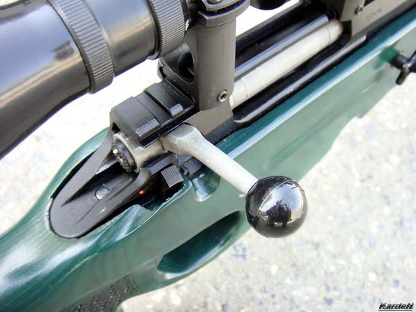 Снайперская винтовка СВ-98 фото 42
