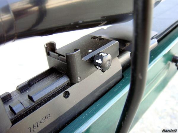 Снайперская винтовка СВ-98 фото 43