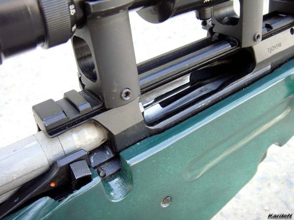 Снайперская винтовка СВ-98 фото 44