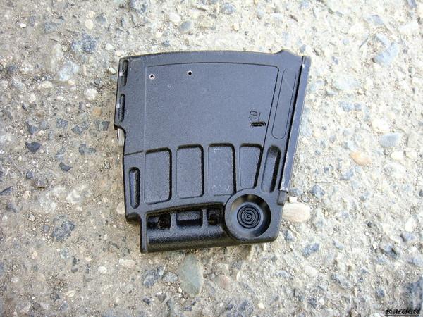 Снайперская винтовка СВ-98 фото 45