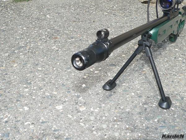 Снайперская винтовка СВ-98 фото 2