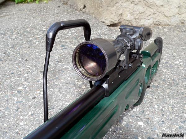 Снайперская винтовка СВ-98 фото 4