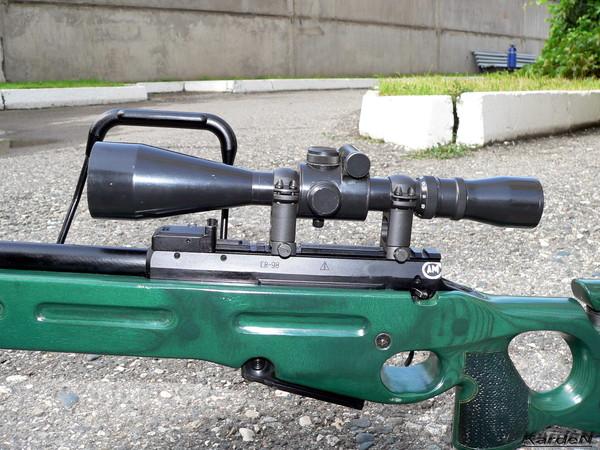 Снайперская винтовка СВ-98 фото 5