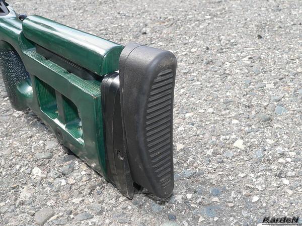 Снайперская винтовка СВ-98 фото 9