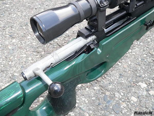 Снайперская винтовка СВ-98 фото 12