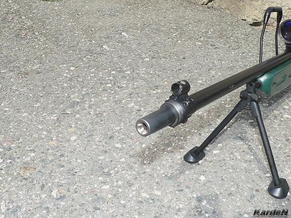 Снайперская винтовка СВ-98 фото 16