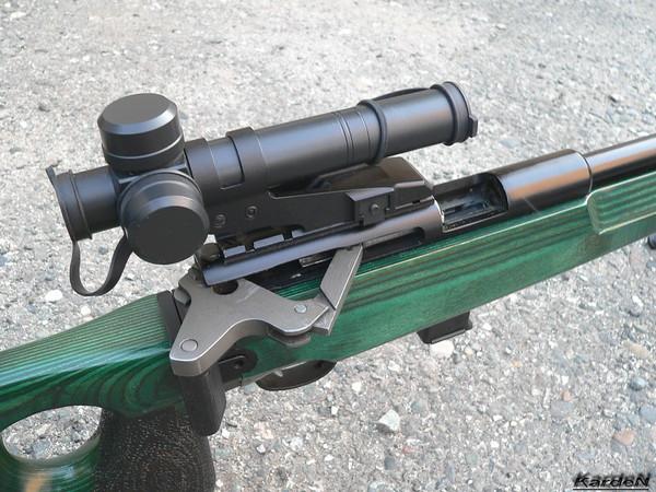 Снайперская винтовка СВ-99 фото 11