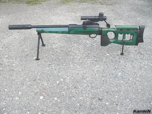 Снайперская винтовка СВ-99 фото 14