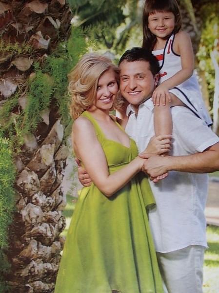 свадьба владимира зеленского фото