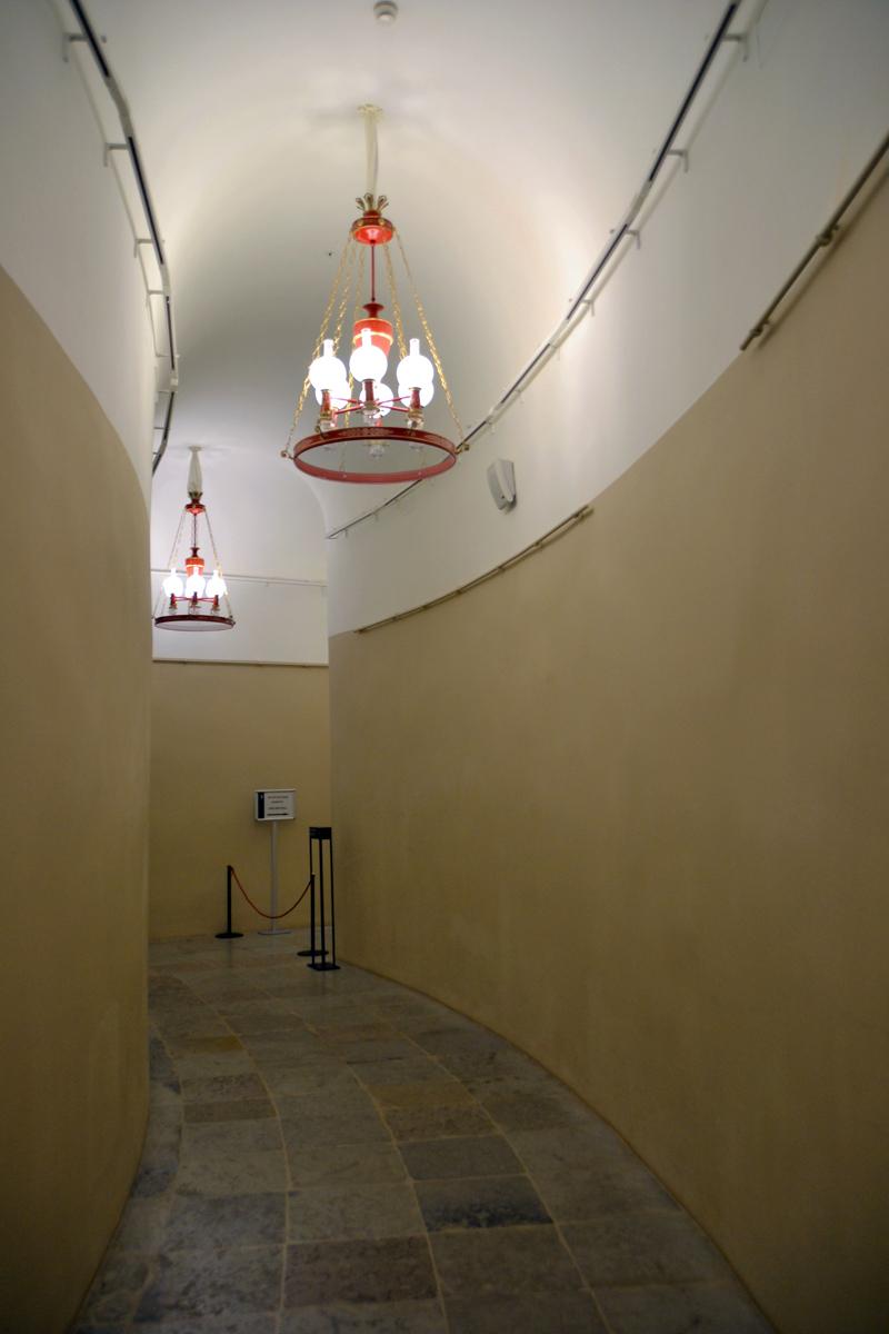3. Извилистые коридоры главного штаба.