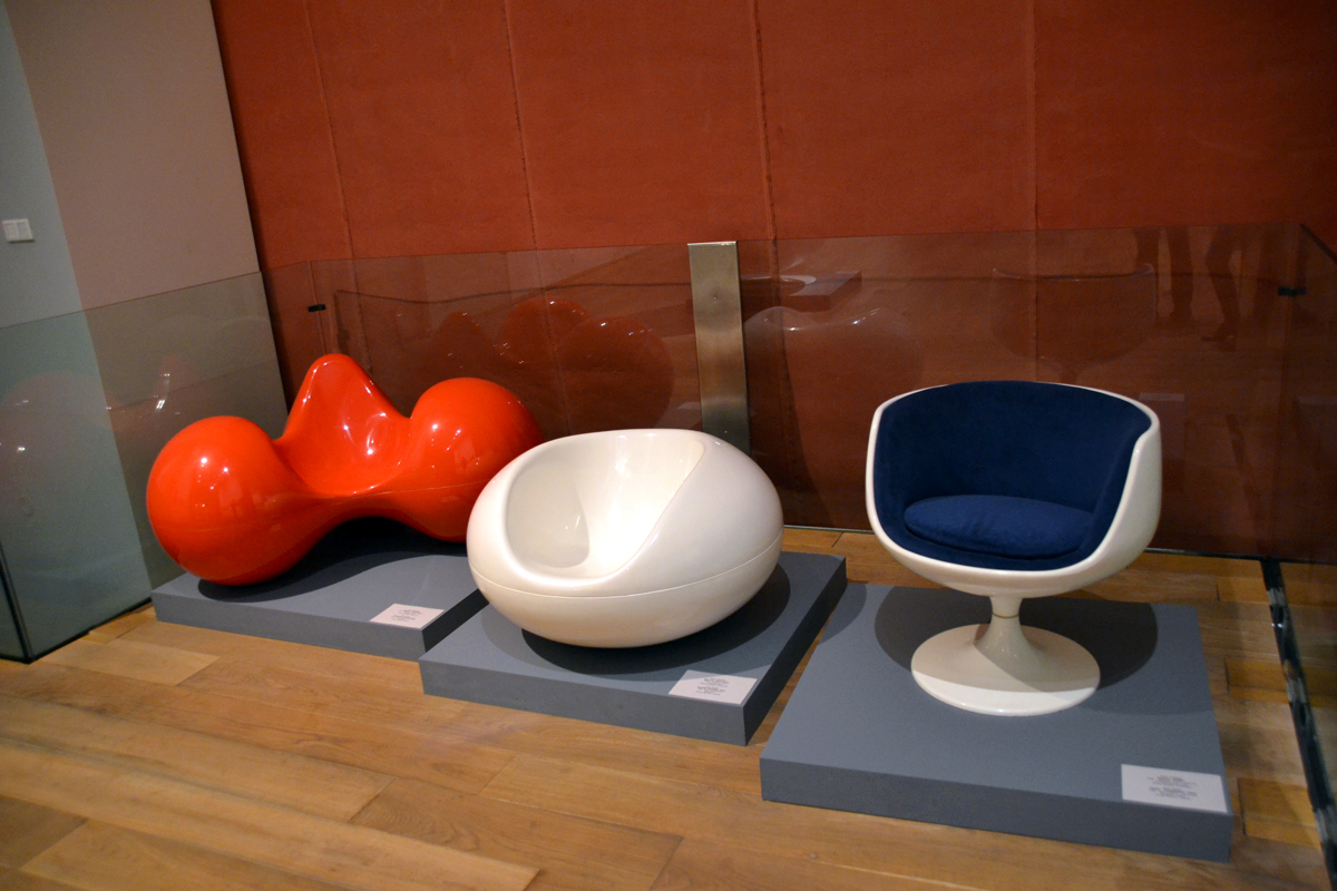 14. Популярные формы мебели.