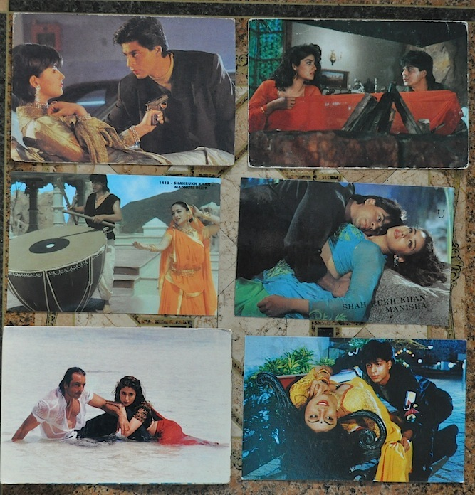 Продам открытки с индийскими актерами по украине